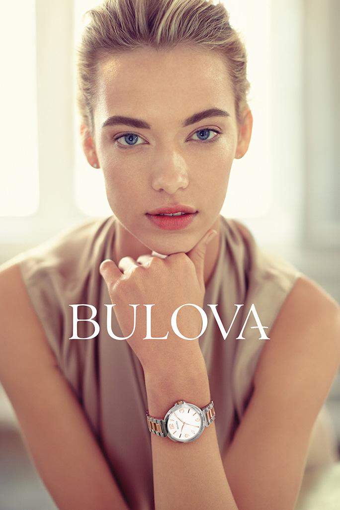 Shooting for Bulova in New York