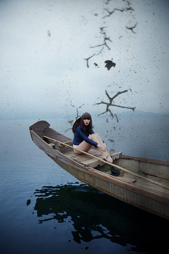 Shooting for Condé Nast Traveller U.K. in Vietnam
